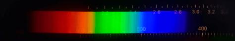CFA Spectrum Spectrometer