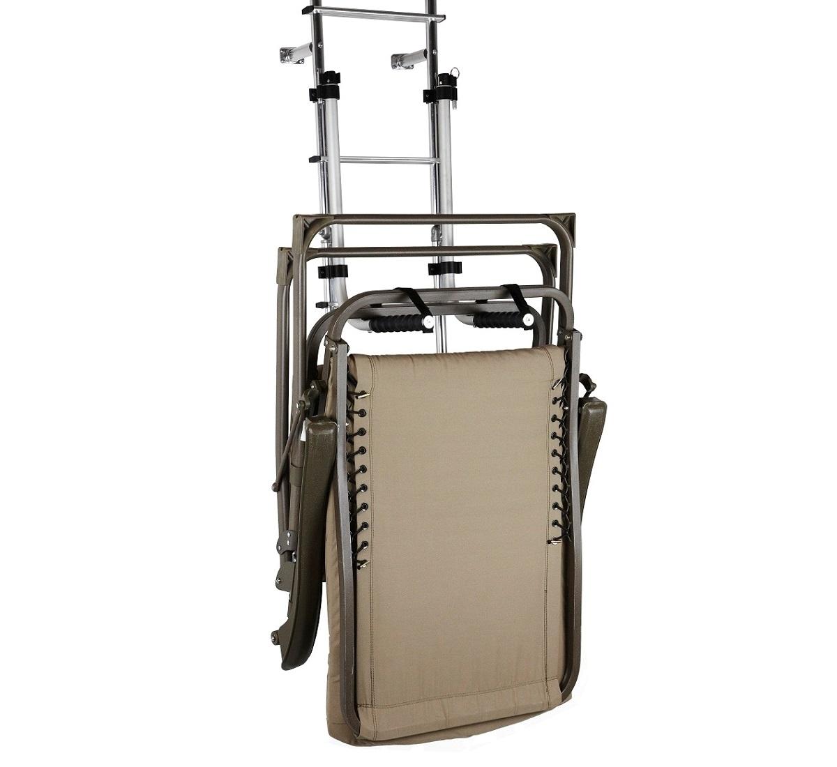 Chair Rack  Ladder Mount Model LA104  Stromberg