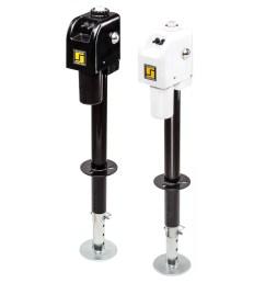3500 lb standard electric tongue jack repair parts stromberg carlson products inc  [ 3814 x 3496 Pixel ]