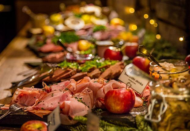 Christmas Dinner 2016 Stockholm Archipelago Strommase