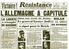 Victoire du 8 mai 1945