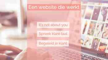 Website die werkt - Strong and Bold marketing