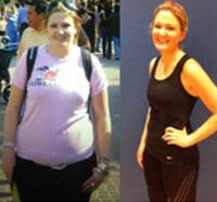 personal trainer - Sydney -Emma – Lost 13kg – Twice!