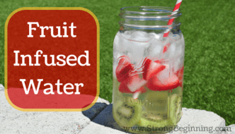 Stay Hydrated with Fruit-Infused Water