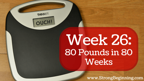 """Week 26: Tell Your Body """"Thank You"""""""