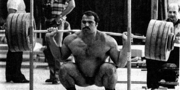 Pisarenko Squat in active imagery article