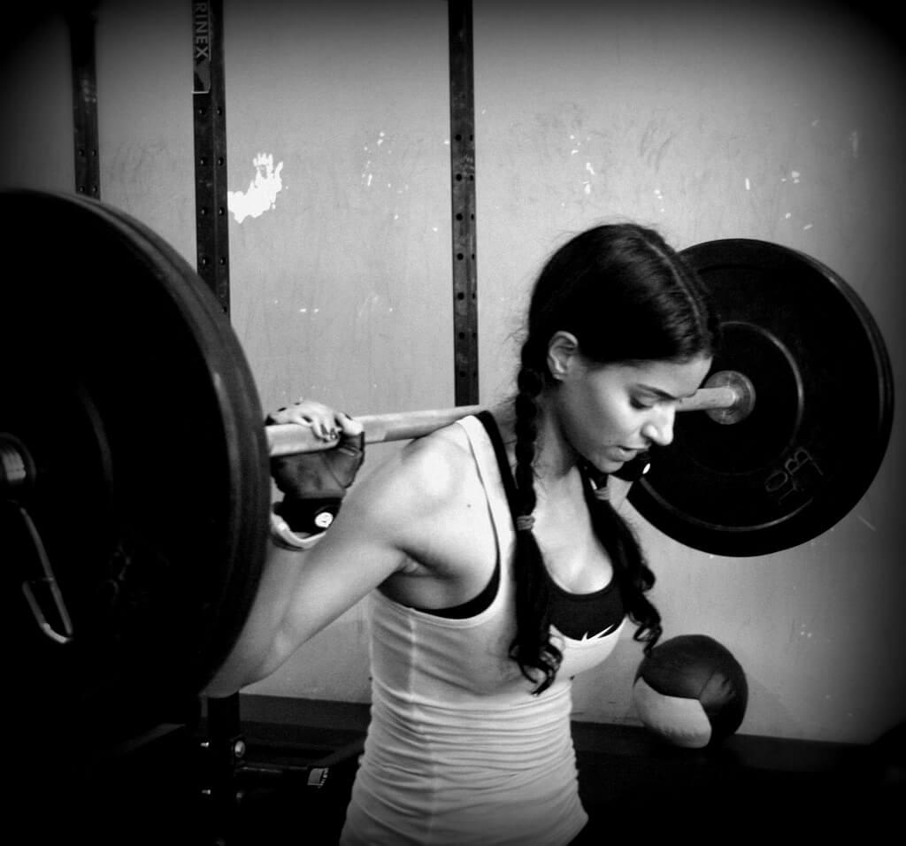 Women lifting men for sex