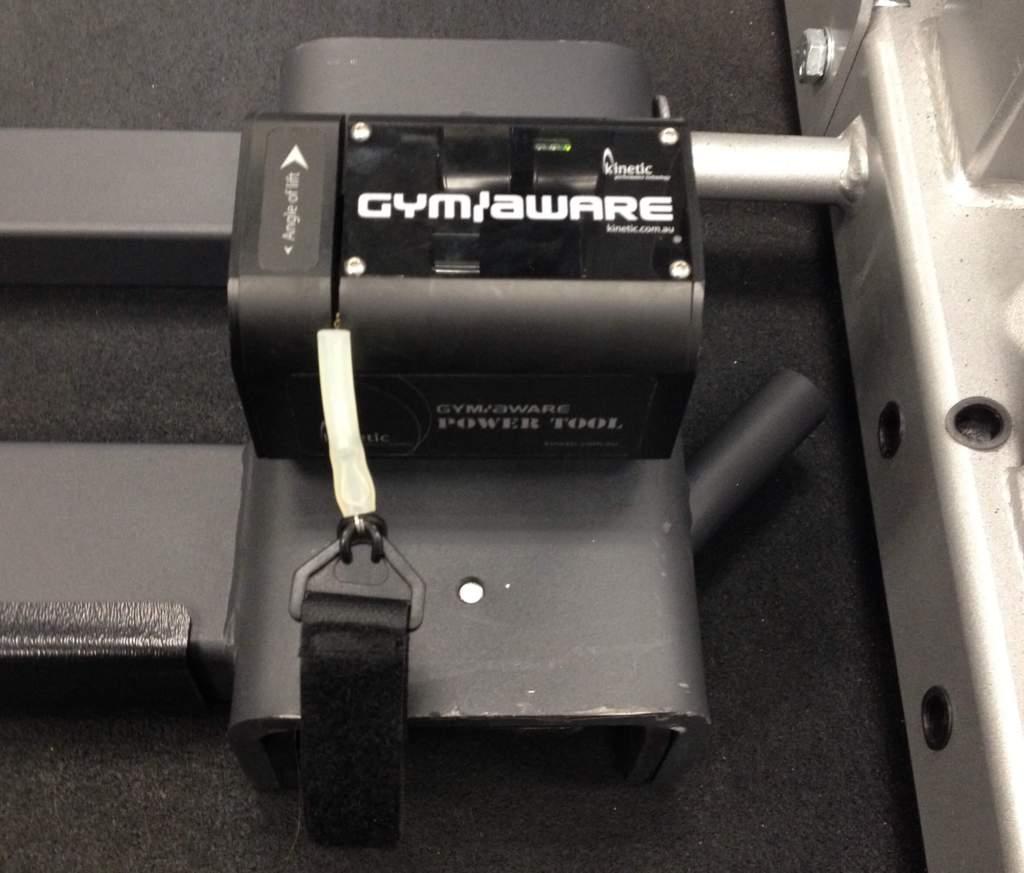 Gymaware tracker