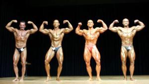 Mr. Universe bodybuilding