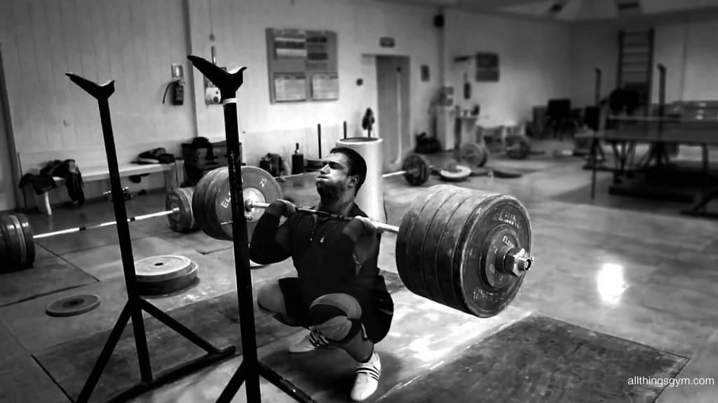 klokov squat