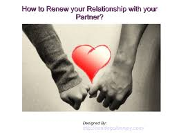 Renew relationship love spell