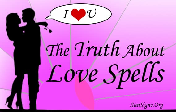 Simple love spell to do at home