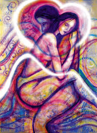 The spiritual bonding rituals
