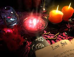 Stopping a love spell or evil casted on you