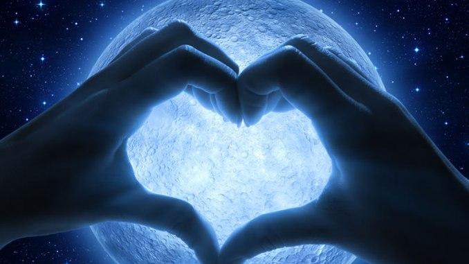 Full moon desire love spell