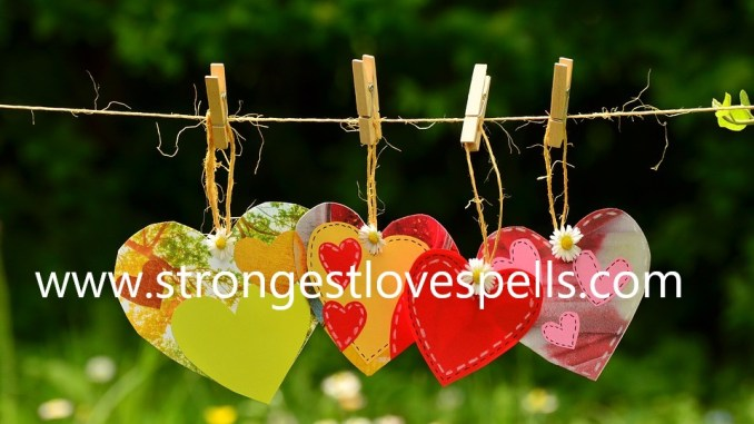 Ancient spells and charms for the helpless in love