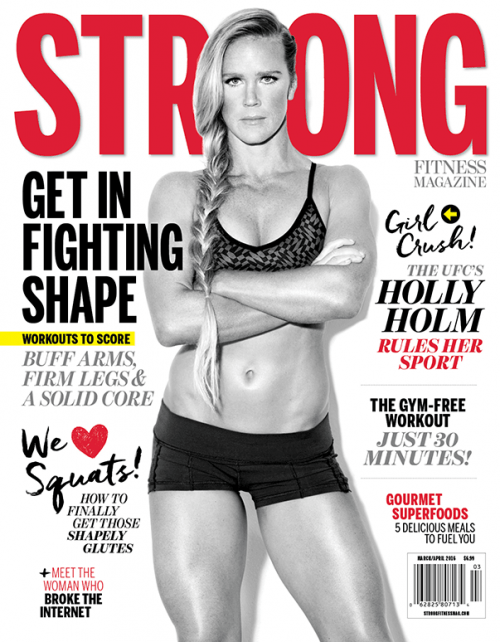 SFM15 Holly Holm