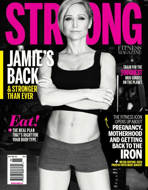 STRONG Fitness Magazine issue 4