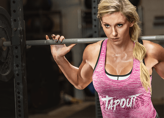 Get to Know the WWEs Charlotte Flair Cover Athlete Workout Tips