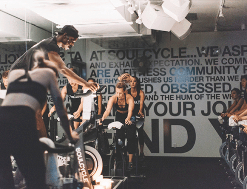 Sweating for the Soul: How one SoulCycle class made me jump on the group fitness bandwagon