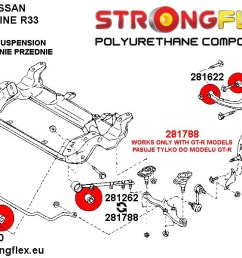 031248b front anti roll bar bush 21 5 30 8mm polyurethane strongflex eu [ 1200 x 1200 Pixel ]