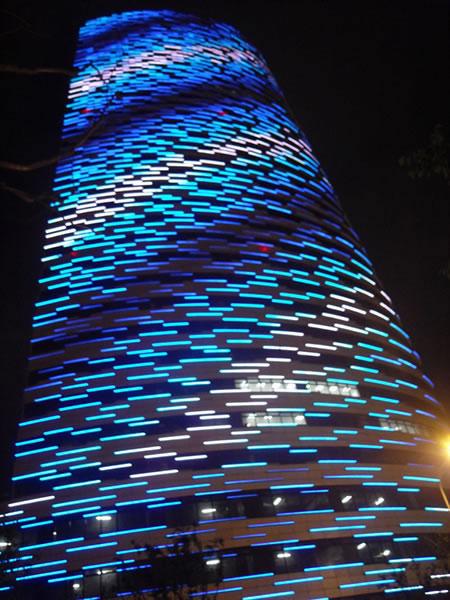 Exhibition Led Lighting Display