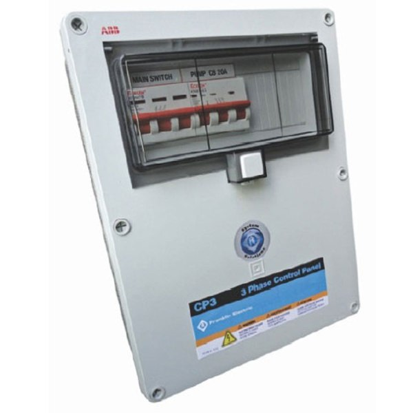 Franklin Electric CP3 Three 3 Phase Control Panel