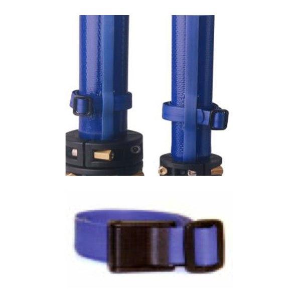 polyurethane straps for riser pipe