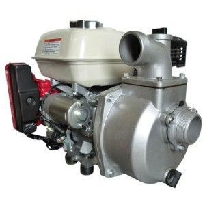 Electric Start Water Transfer Pump