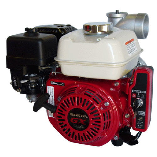 Engine Drive Electric Start Transfer Pump