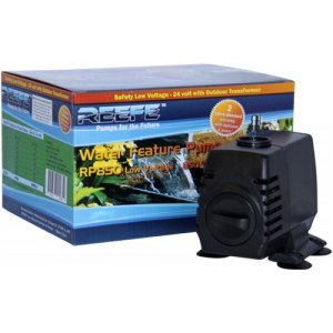 Low Voltage Urn and Garden Pond Pump