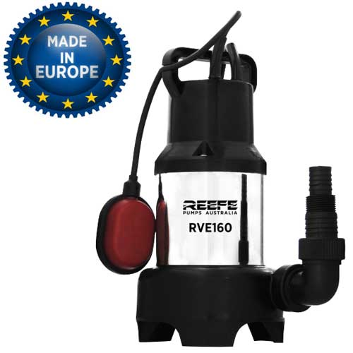 sump pump RVE160