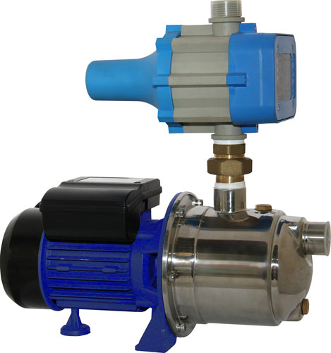 DJ58 Waterpro Automatic Pressure Pump for Water Tanks
