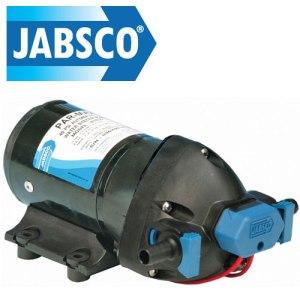 Jabsco Par Max DC Freshwater Pressure Pump
