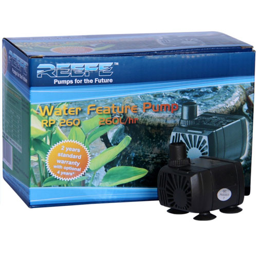 RP260 240Volt Reefe Pond and Water Feature Pump