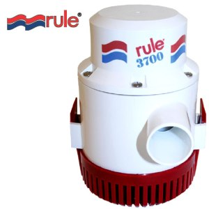 12VDC Electric Bilge Pump. 24VDC Electric Bilge Pump.
