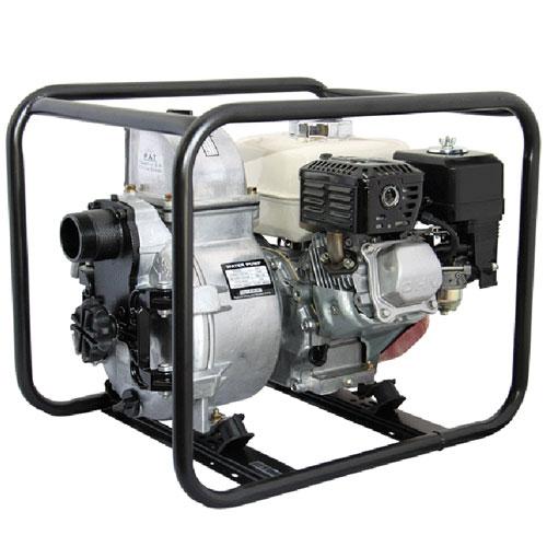 dirty water trash transfer pump