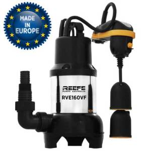 small sump pump with vertical float switch
