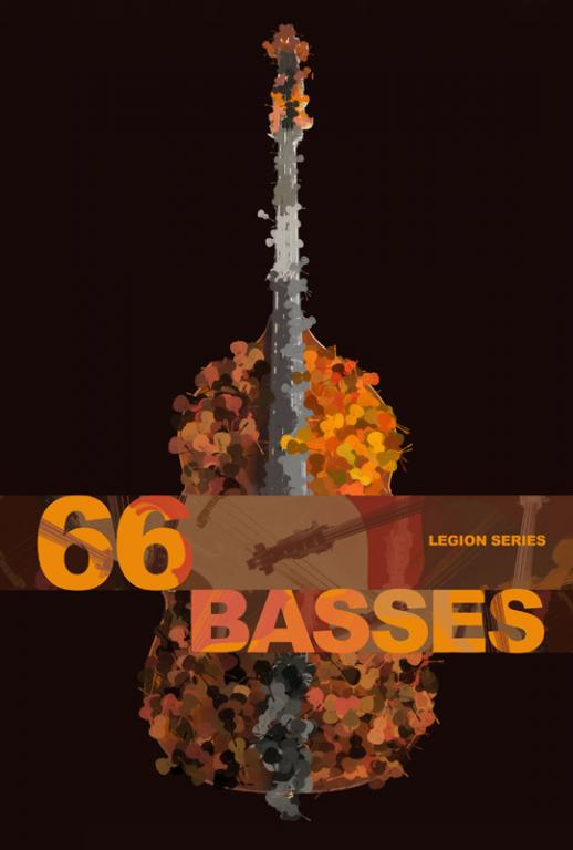 66 Basses (Legion Series) by 8Dio Review   StrongMocha