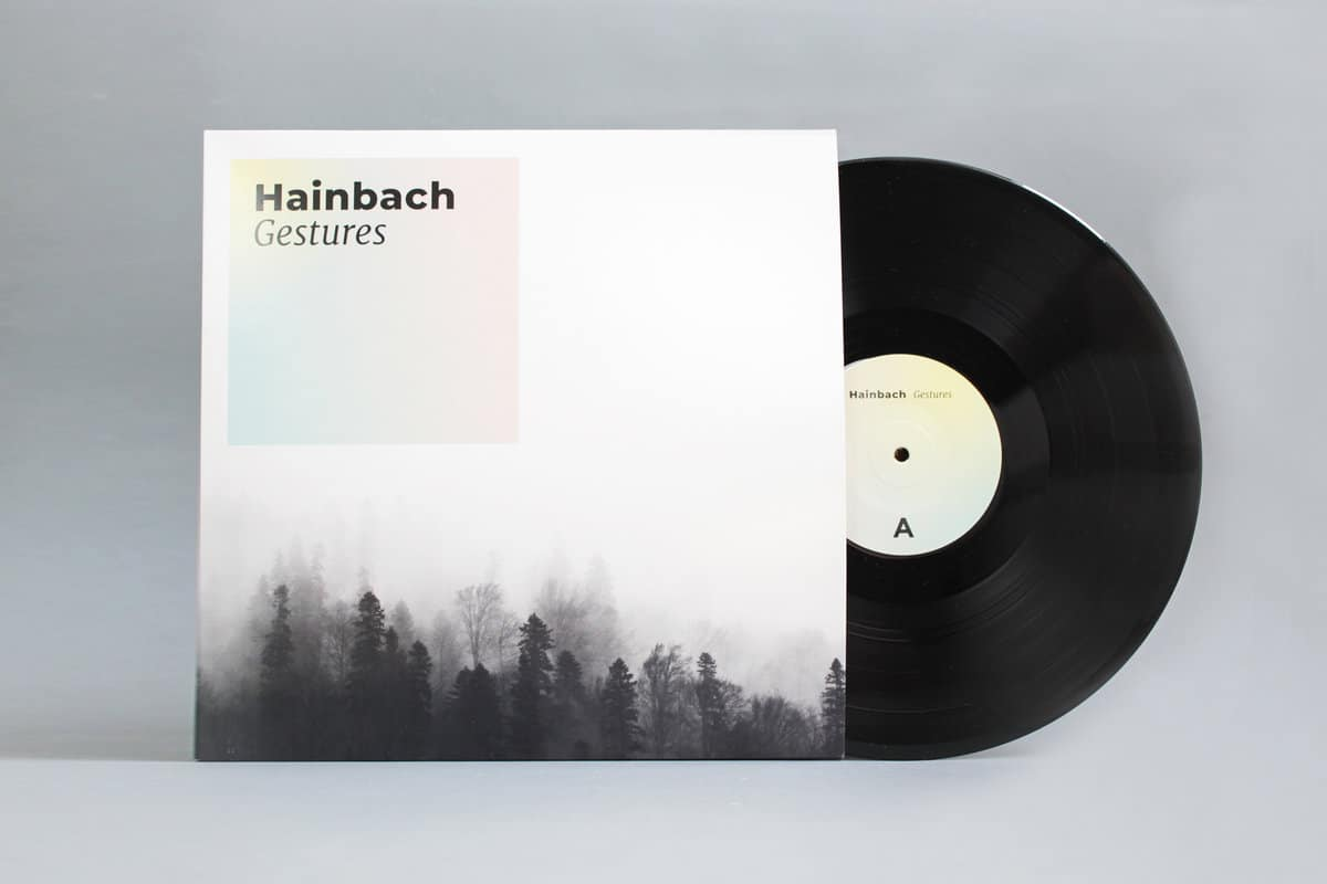 Gestures by Hainbach a Limited Edition Vinyl LP | StrongMocha