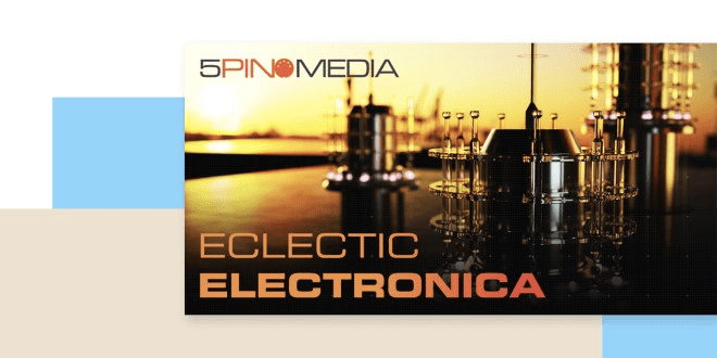 5Pin Media & 24Surex - Eclectic Electronica