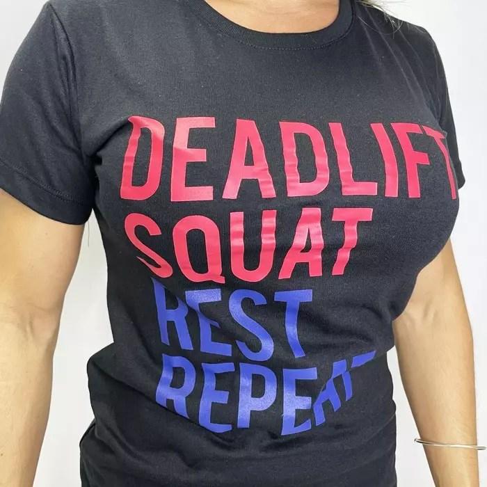 Camisa Deadlift
