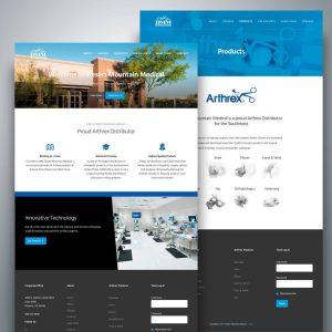 Arthrex Distributor Website