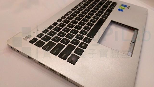 原來 keyboard 鍵盤是個模組