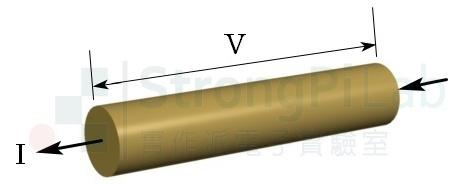測量電阻必須要有電壓與電流