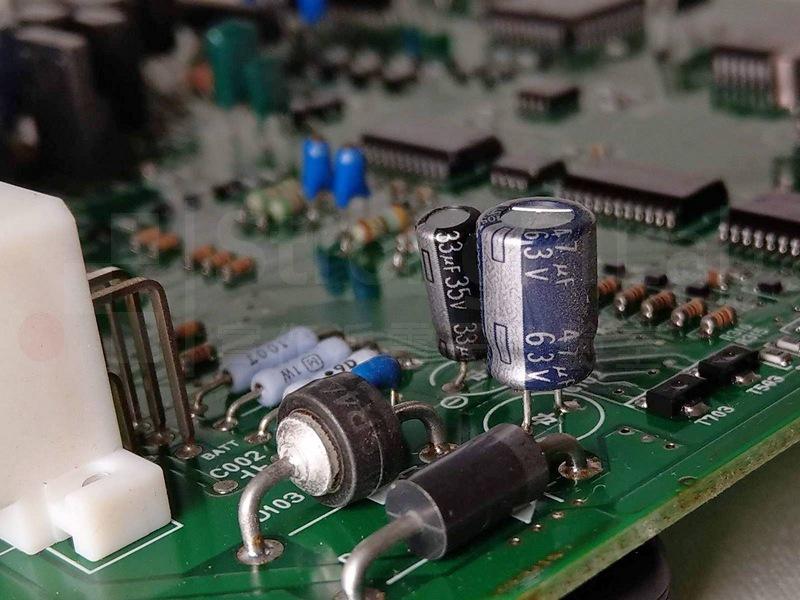 電源用的濾波電容