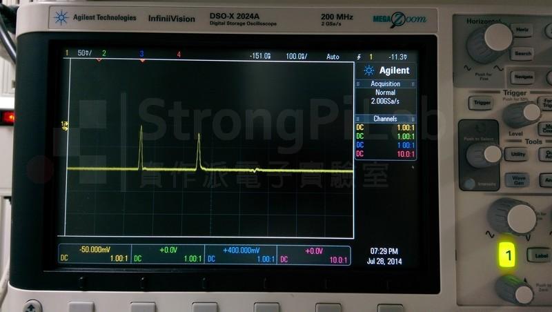 利用反射波可計算Cable長度