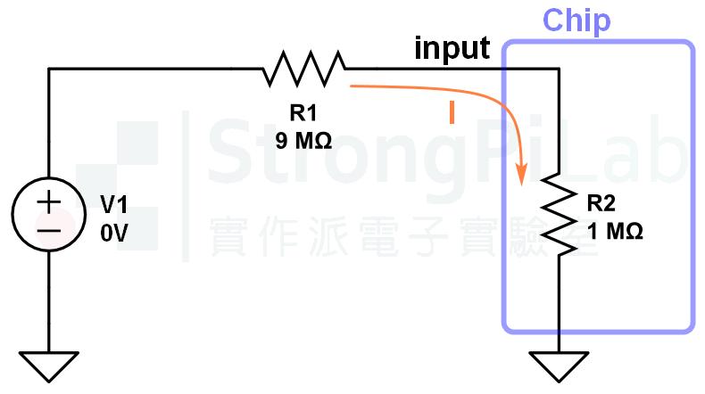 分壓器電路