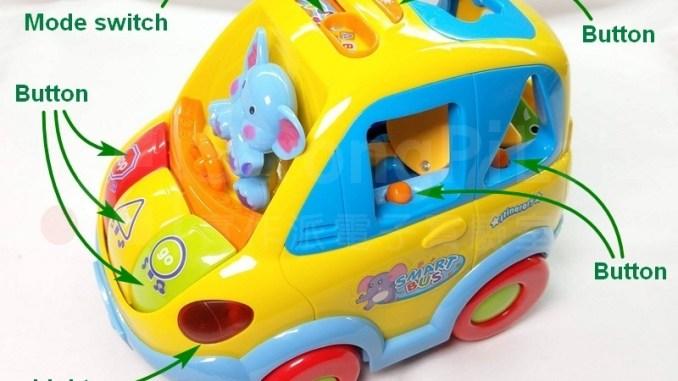 玩具車 亮麗的外觀