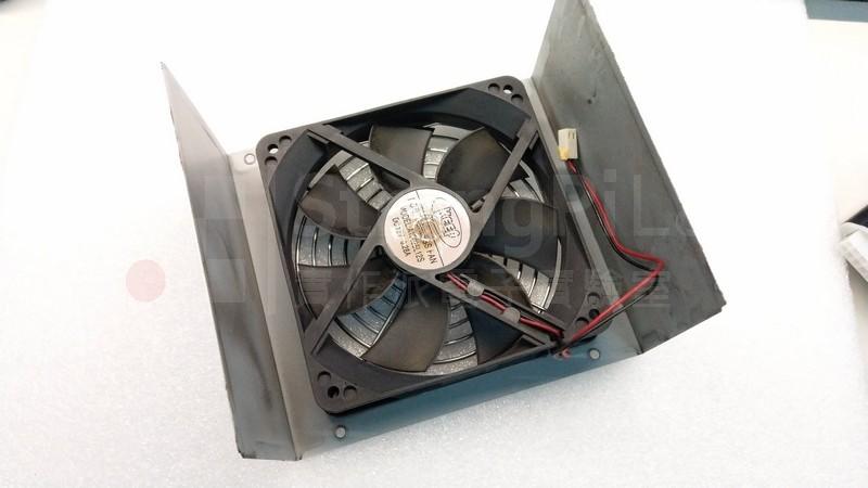 故障的 電源供應器 風扇